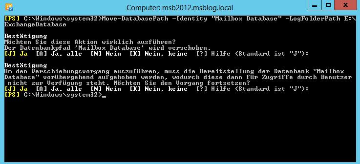 Exchange2013_Datenbanklog_verschieben_02
