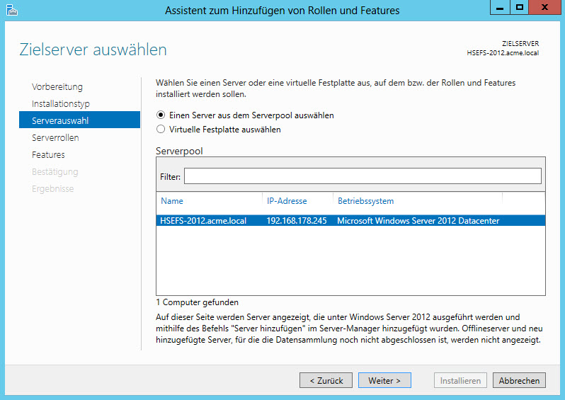 Windows Server 2012 Zertifizierungsstelle Installieren By Malte